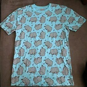 Pusheen Party T-Shirt